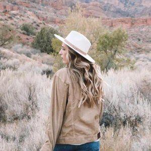 Mont Blanc Wide Brim Rancher Hat